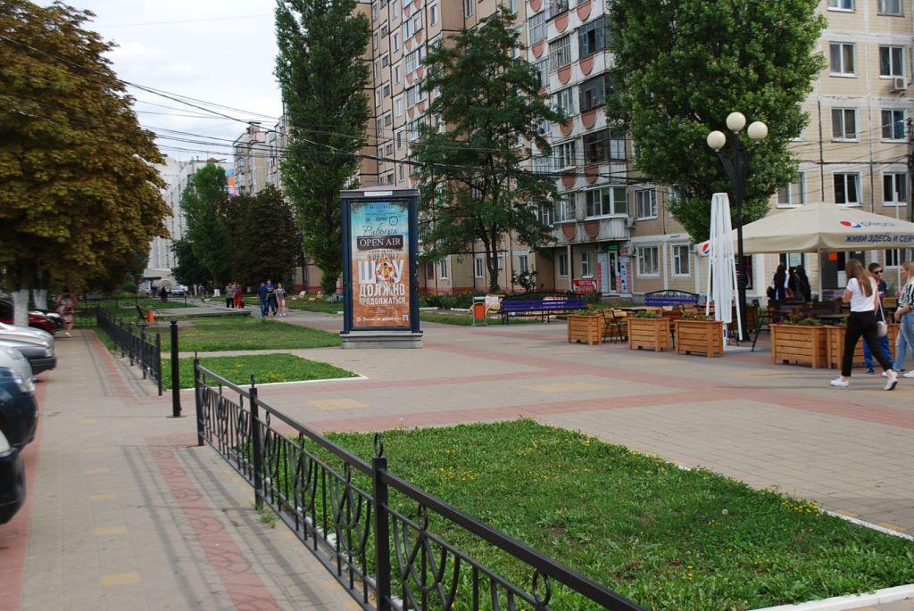 Пилларс #34 в Белгороде