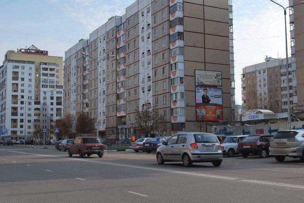 Щит # 49 в Белгороде