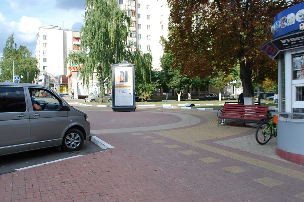 Пилларс #53 в Белгороде